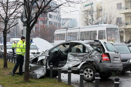 Авария Луческу