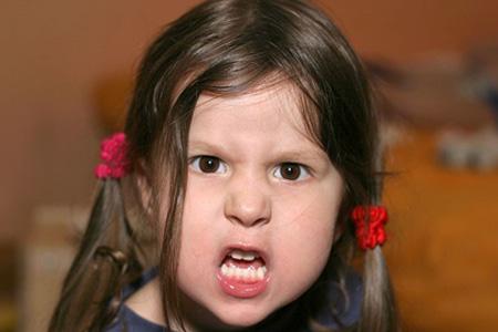 Агрессивный ребёнок