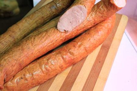 Ненатуральная колбаса