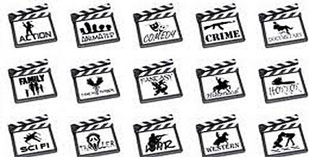 Жанры кино