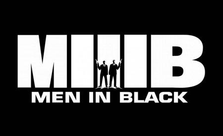 Люди в чёрном