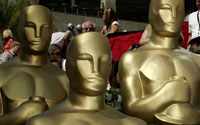 Оскар через Твиттер