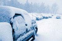 Завести автомобиль зимой