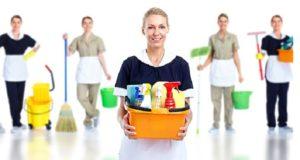 Качественную уборку квартиры доверяйте работникам клининговой компании