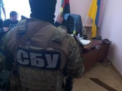 Городского голова Торецка Владимир Слепцов