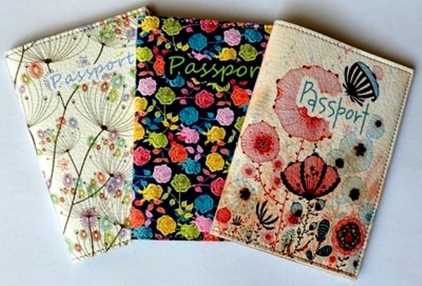 Красивые обложки для паспорта с большим выбором