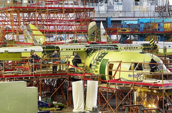 АН-132D - новые технологии авиастроения