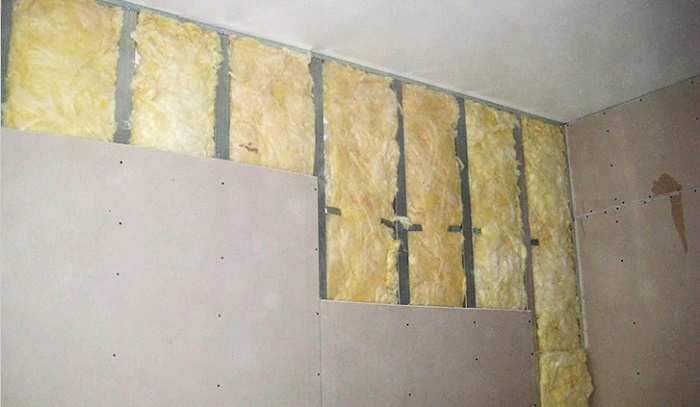 Чем отделать ванную комнату кроме плитки:  гипсокартон