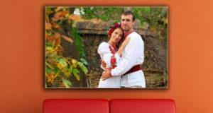 Печать фотографий на холсте – заказ на сайте bee-print.com.ua