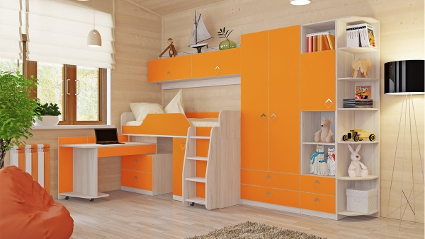Интернет-магазин детской мебели Bibu предлагает качественную продукцию по выгодной цене