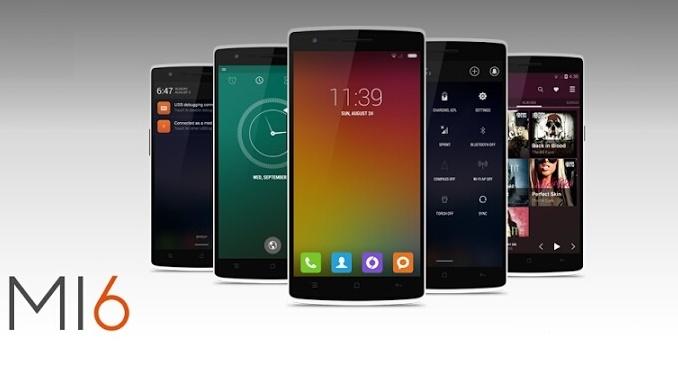 Смартфоны Xiaomi Mi6: поступила первая информация
