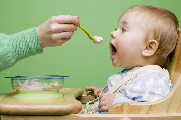 Каша – главный продукт для ребенка