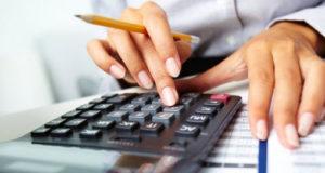 Расценки на услуги бухгалтера