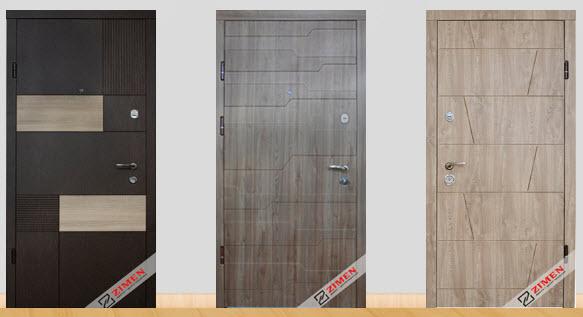 Обзор шпонированных дверей в Одессе – интернет-магазин «Zimen.ua»
