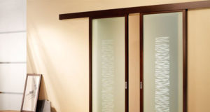 Раздвижные двери в интерьере – плюсы и минусы