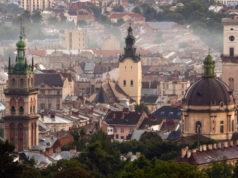 Львов, как маленькое средневековое сердце Европы в Украине