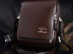 Мужские сумки для имиджа и удобства