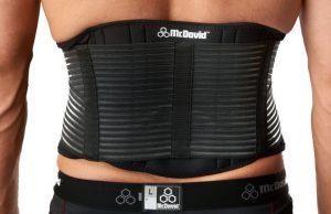 Бандаж для спины: виды и правила использования