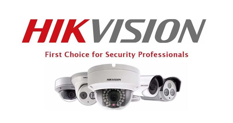 Современные системы видеоконтроля. Оборудование Hikvision