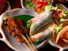 Бесплатная доставка уникальной тайской еды домой и в офис.