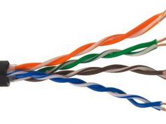 Универсальный компьютерный кабель — витая пара