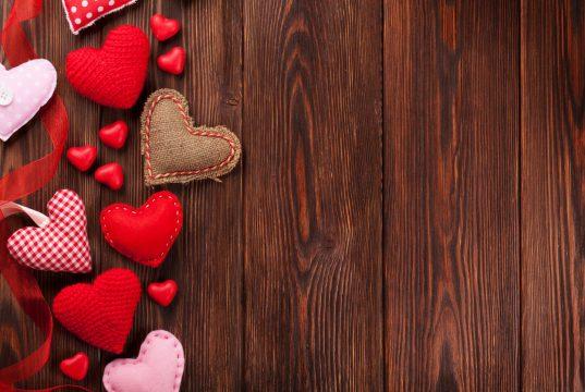 Что подарить в День святого Валентина
