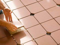 Укладка плитки – услуги профессионала