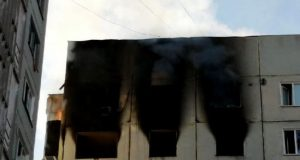 Организация пожарной безопасности зданий при взрыве